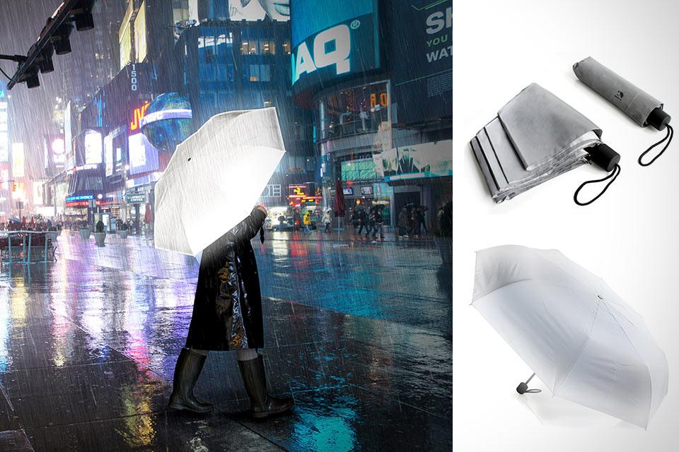 Светящийся в ночи зонтик Hi-Reflective Umbrella