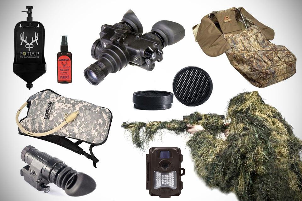 Тактический набор «человека-невидимки» OpticsPlanet Invisible Man Kit