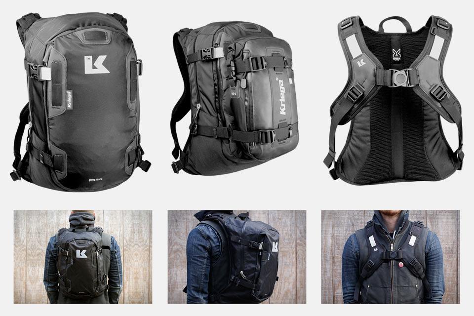 Мото-рюкзак Kriega R20