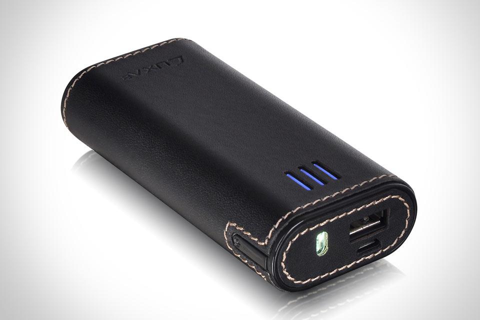 Премиум-аккумулятор LUXA2 PL2 6000mAh в коже