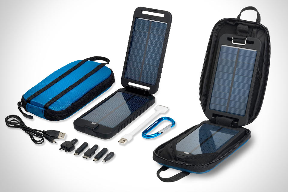 Солнечная батарея PowerTraveller SolarMonkey Adventurer на 2500 мАч
