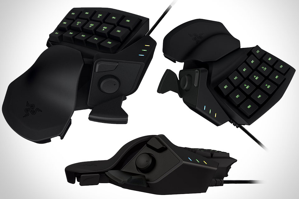 Игровая мини-клавиатура Razer Tartarus