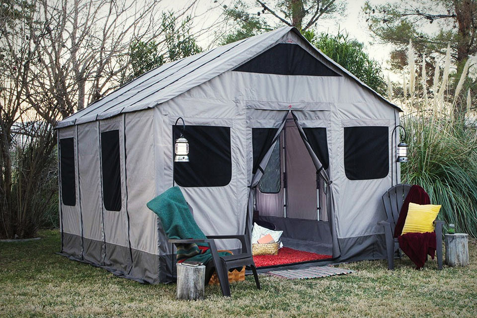 Мегапалатка Safari Tent