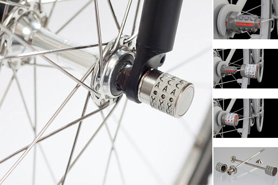 Велосипедная противоугонная система Sphyke C3N