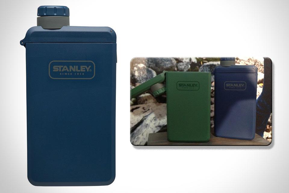 Пластиковая разборная фляга Stanley Adventure eCycle Flask