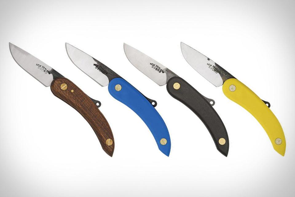 Винтажный складной нож Svord Peasant Knife