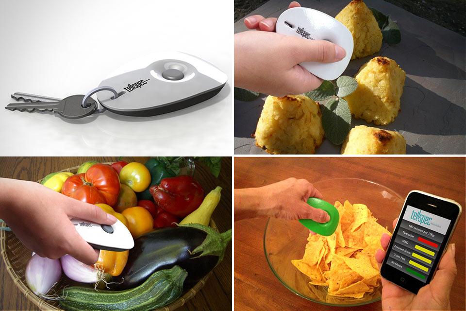 Shazam для еды TellSpec
