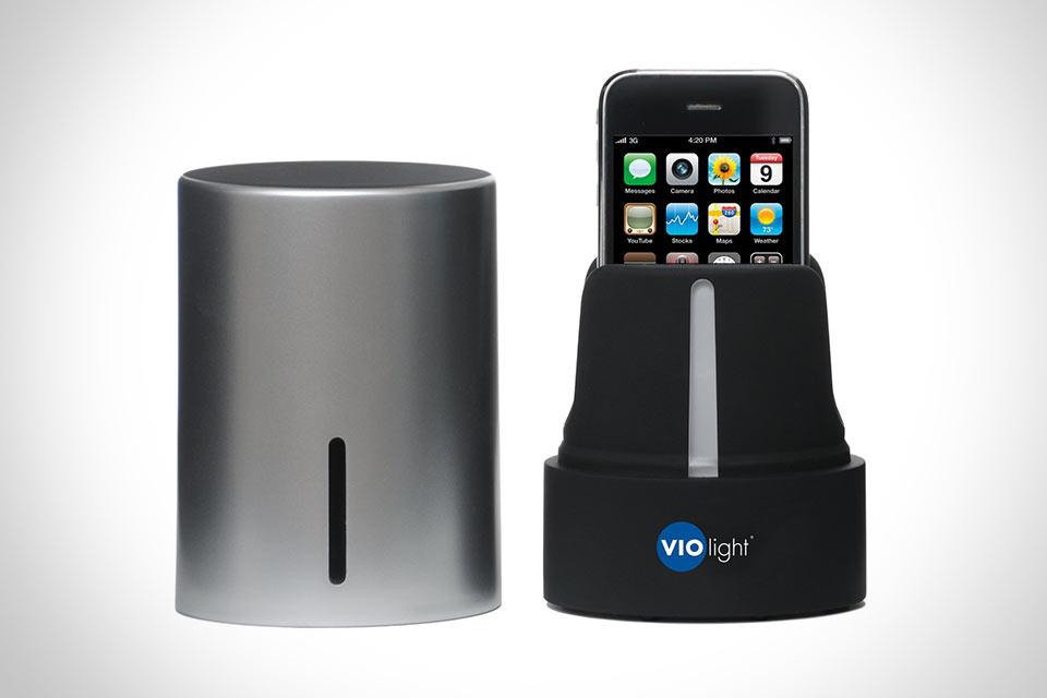 Ультрафиолетовый очиститель Violight Smartphone Sanitizer для смартфонов