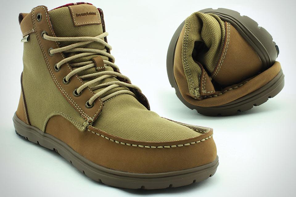Гибкие суперлегкие ботинки Lems Boulder Boot