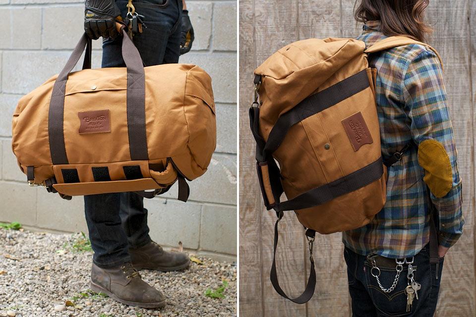 Сумка-рюкзак Bixby Duffle Bag для путешествий