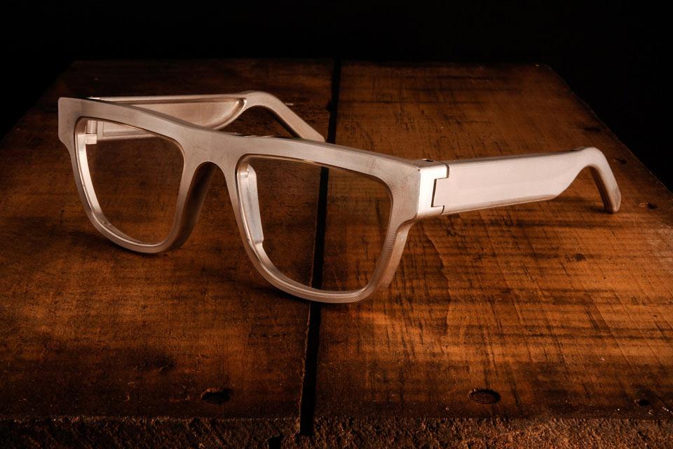 Алюминиевые очки Exovault