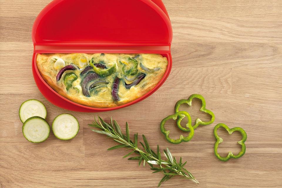 Омлетница Lekue Omelette Maker для микроволновки