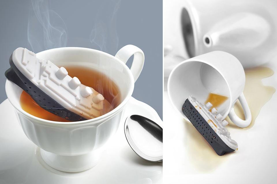 Чайное ситечко Teatanic