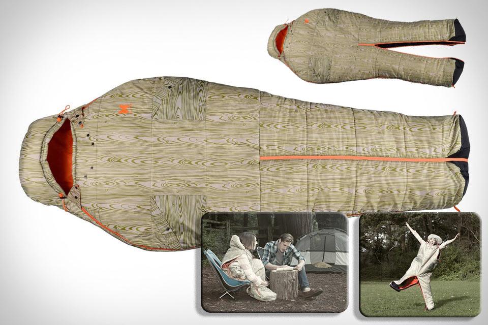 Спальный мешок-трансформер Alite S.H. Sleeping Bag