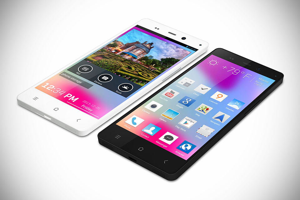Недорогой смартфон BLU LIFE Pure с флагманскими замашками