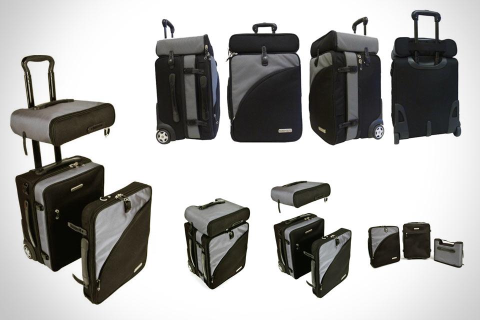 Модульный чемодан Balanzza Truco Bag