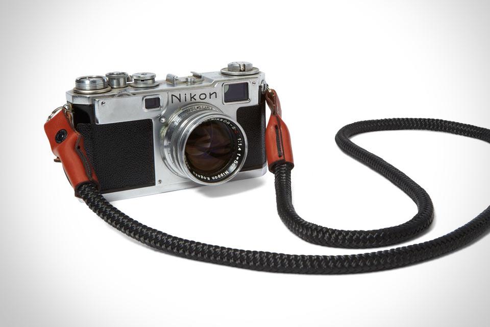 Минималистический ремень Killspencer для фотокамеры