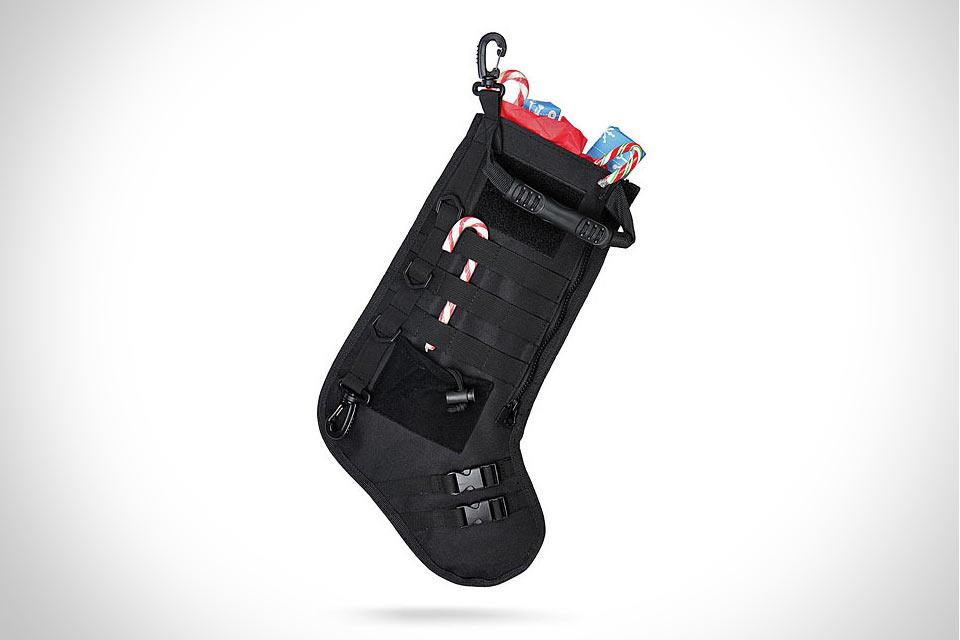 Тактический рождественский носок Tactical Holiday Stocking