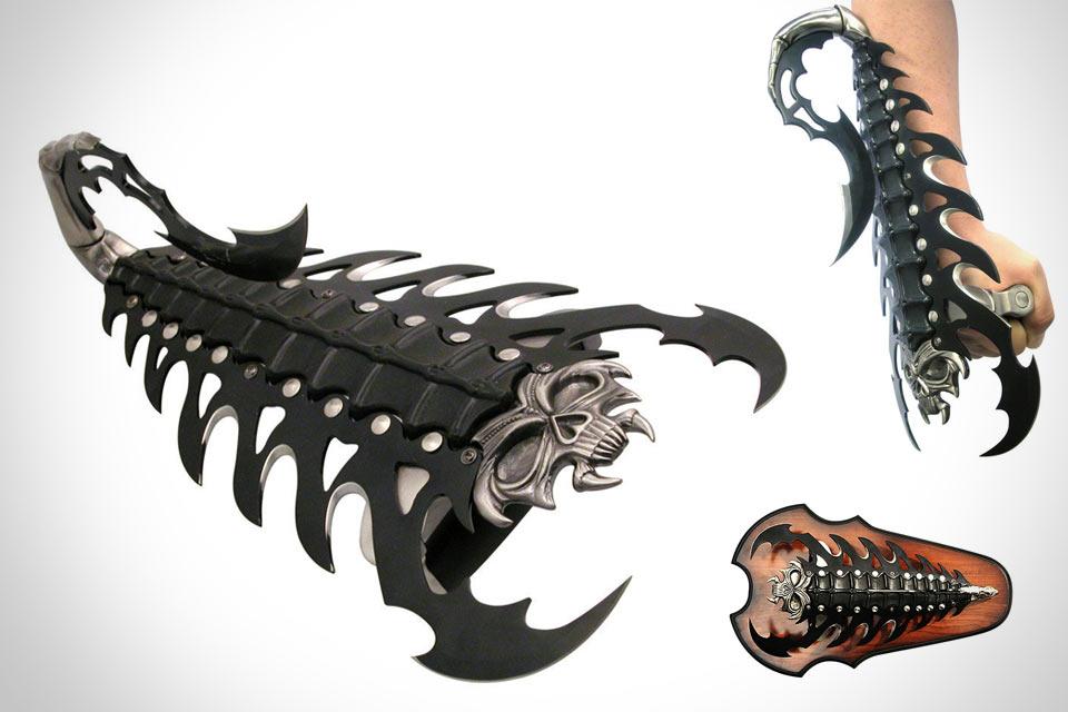 Фэнтезийный нож «Страж смерти»