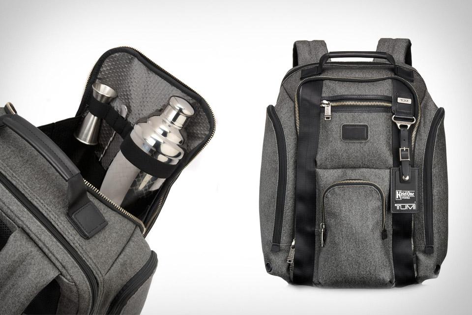 Рюкзак для коктейльной вечеринки Tumi Mixology