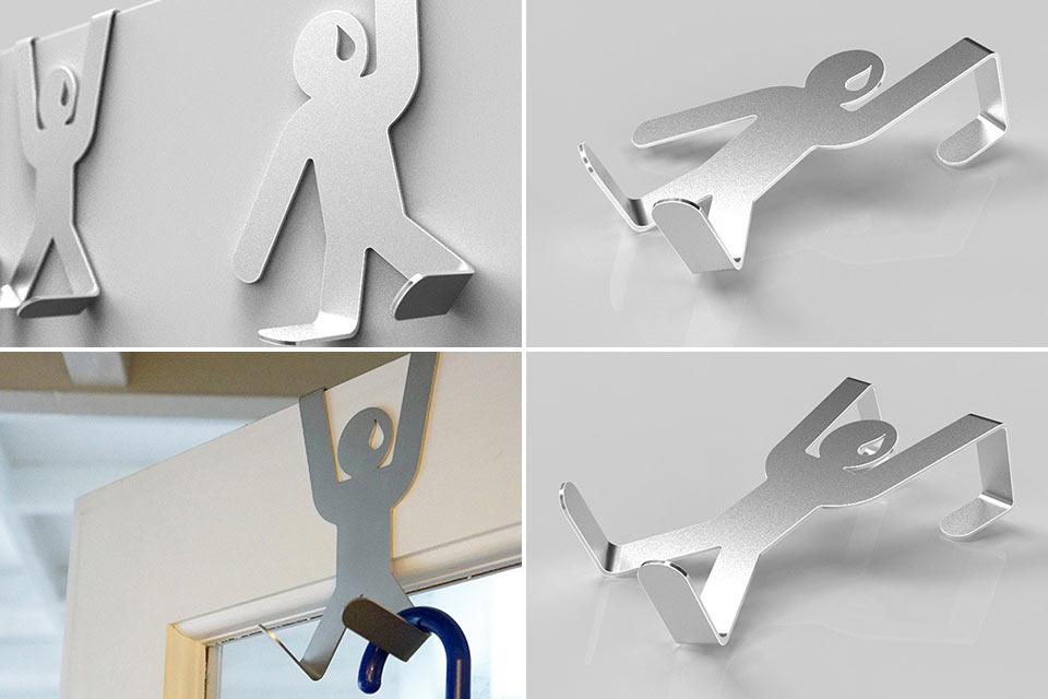 Дверные крючки-держатели Door Hangers