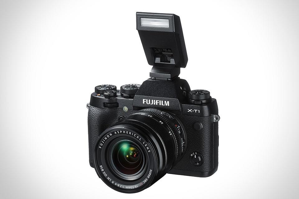 Пылевлагозащищенная беззеркальная камера Fujifilm X-T1