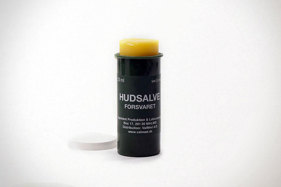 Универсальный бальзам шведской армии Hudsalve