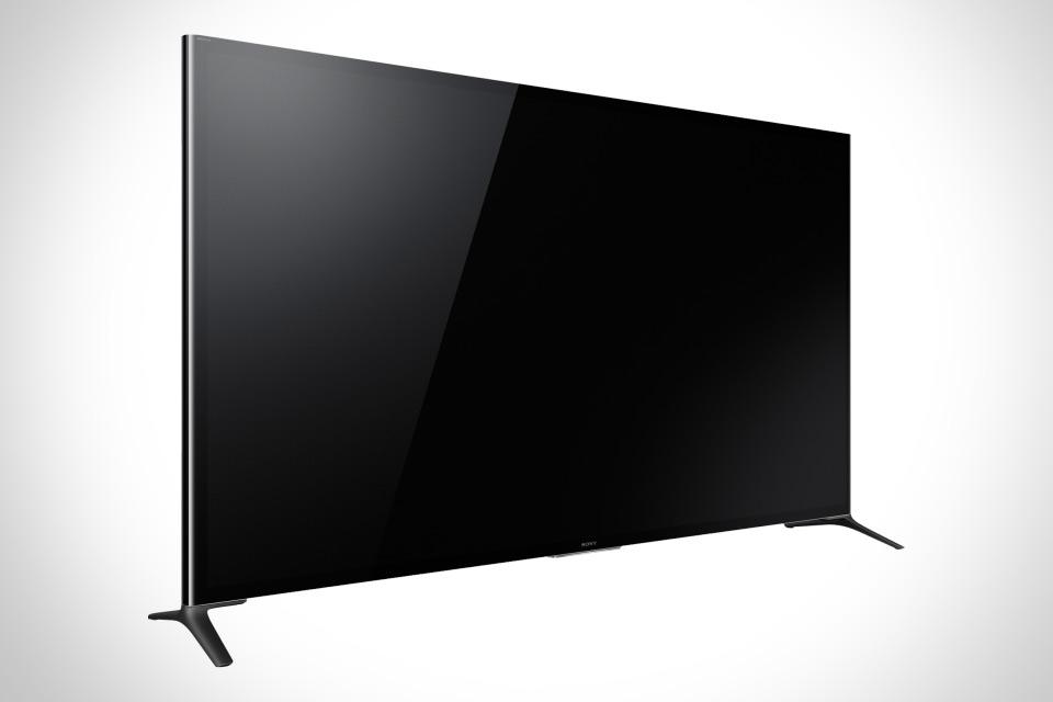 84,6-дюймовый флагманский 4K-телевизор Sony X950B
