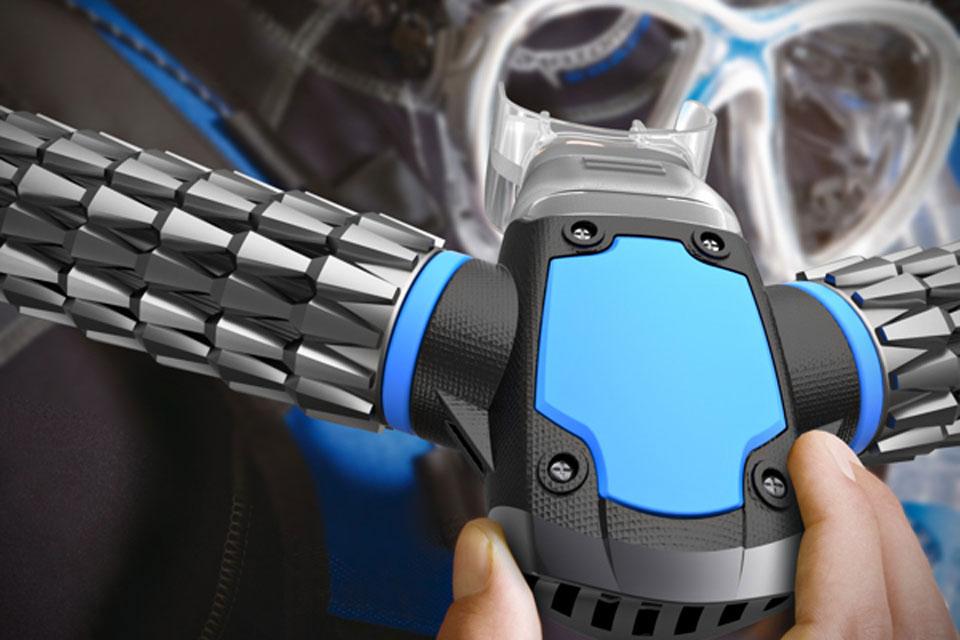 Генерирующее кислород подводное устройство TRITON