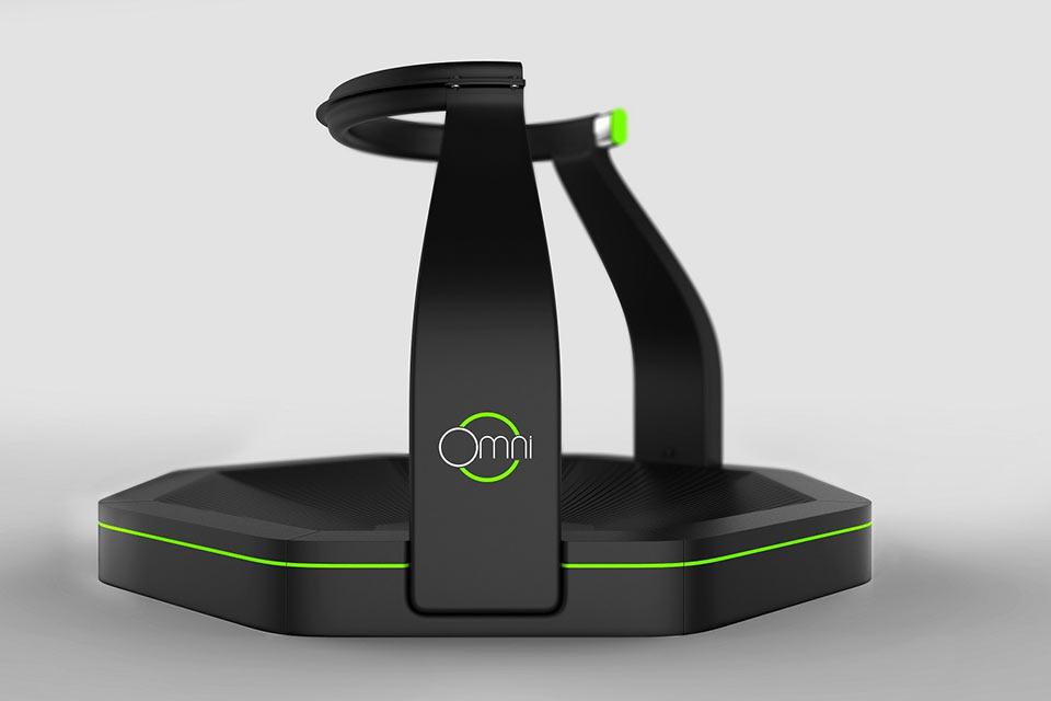 Игровой интерфейс виртуальной реальности Virtuix Omni