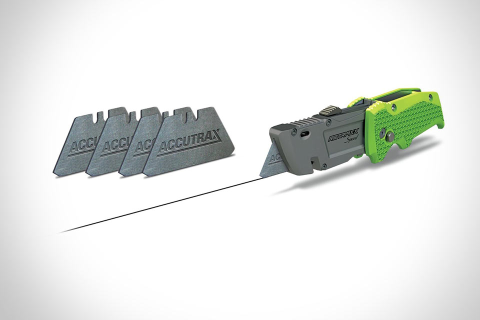 Механический карандаш Accutrax Pencil в форме канцелярского ножа