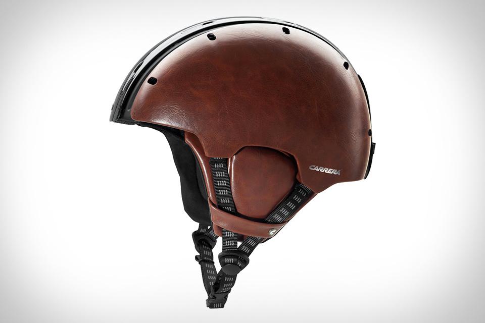 Складной снежный шлем Carrera