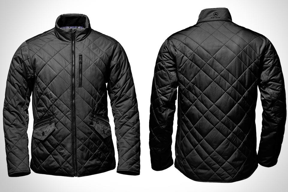 Сверхтеплая и компактная куртка Aether Highline