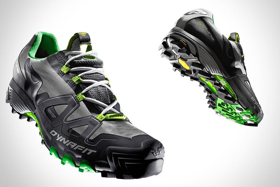 Беговые кроссовки  MS Feline с мембраной Gore-Tex и подошвой Vibram