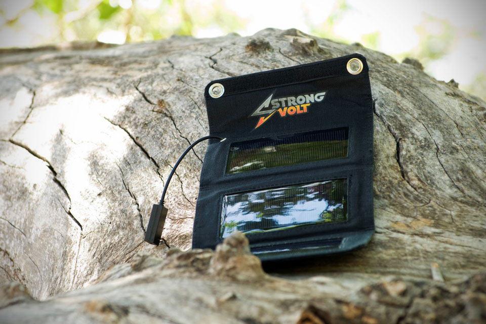 Автоматизированное солнечное ЗУ StrongVolt SmartCharger