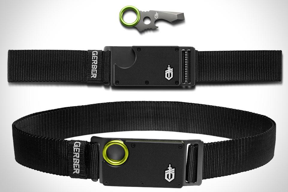 Пояс со встроенным мультитулом GDC Belt Tool