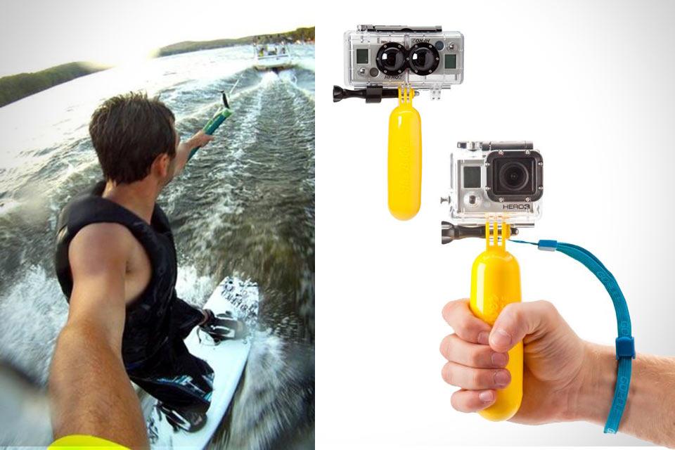 Система GoPole Bobber для спасения GoPro на воде