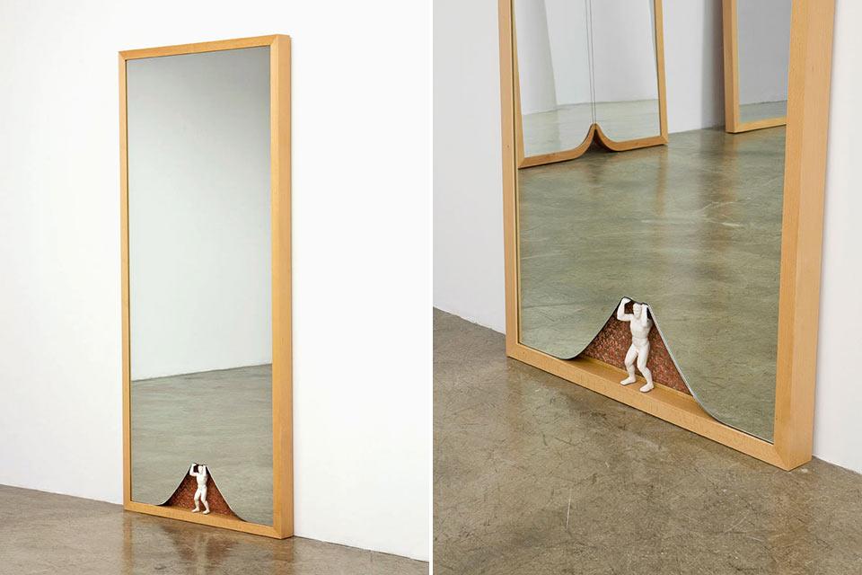 Дизайнерское зеркало IX Mirror M8