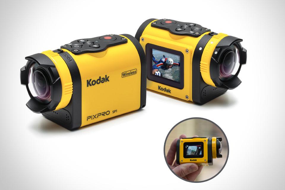 Экшн-камера Kodak PixPro SP1
