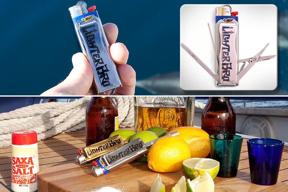 Мультитул-чехол LighterBro для зажигалок
