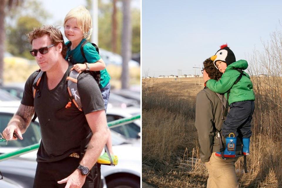Рюкзак Piggyback Rider для переноски взрослых детей