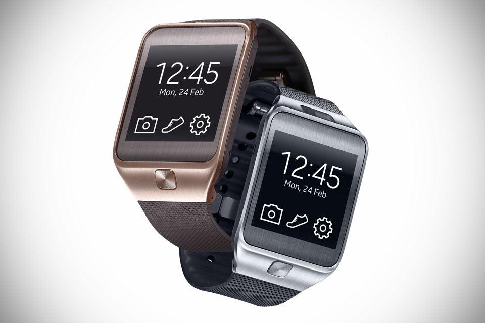 Смартчасы-скорострелы Samsung Gear 2
