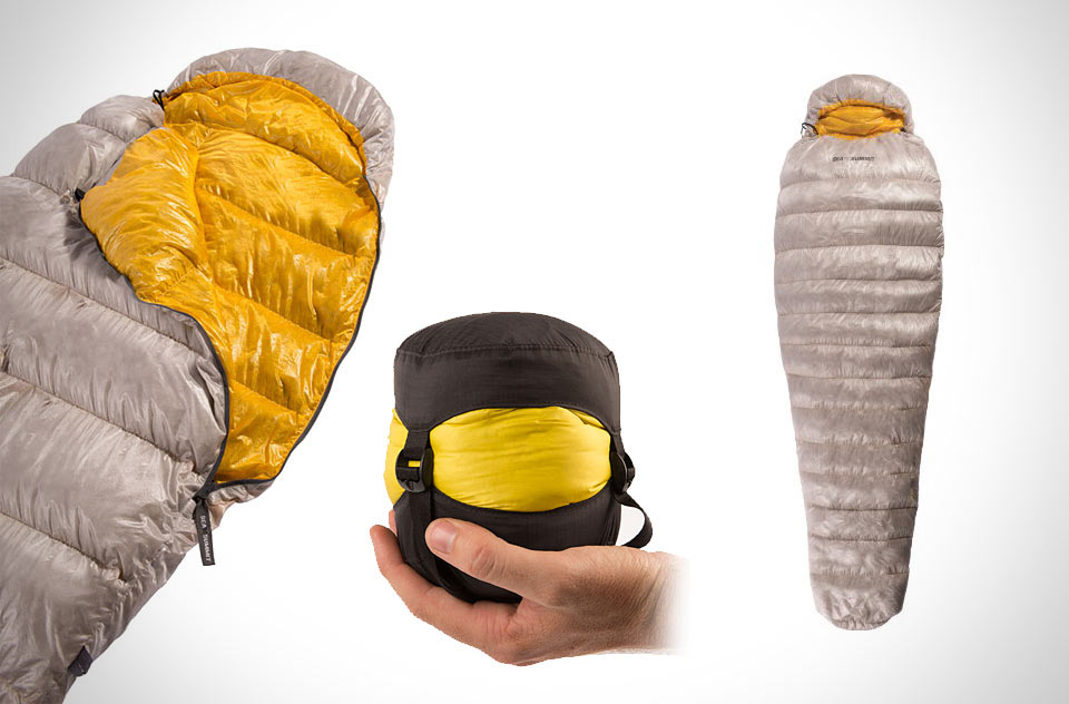 Сверхлегкий и компактный спальный мешок Sea to Summit Spark SPL