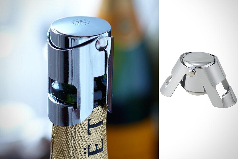 Многоразовая пробка Winco Champagne Bottle Stopper для винных бутылок