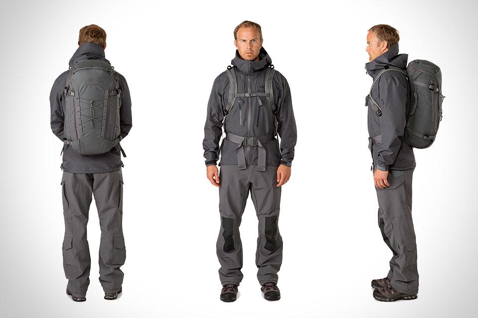 Модульный рюкзак Arc'teryx LEAF Khard военного образца