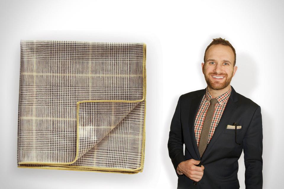 Квадратные платочки из микрофибры Declan Squares