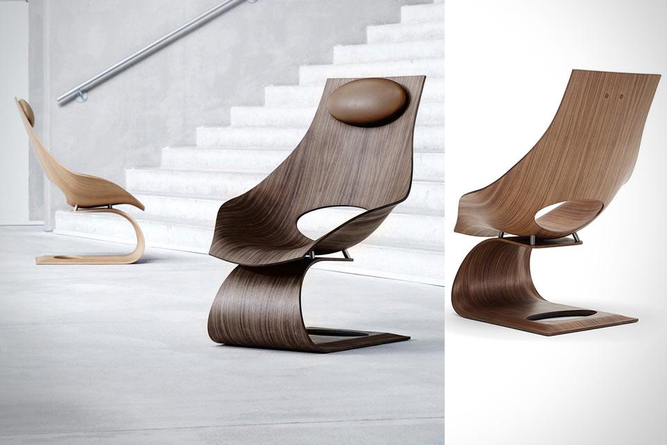Фанерное кресло Dream Chair