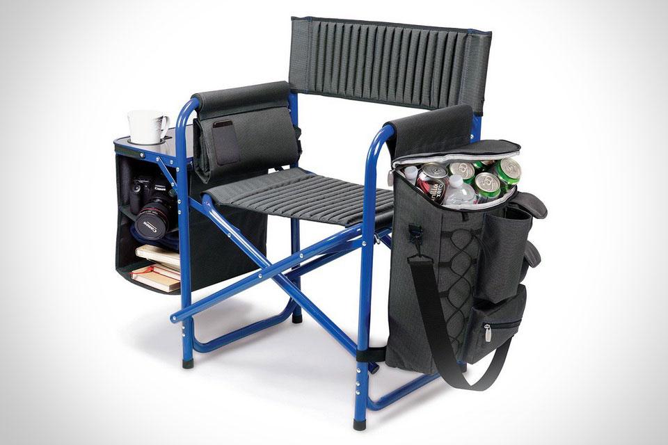 Кресло-рюкзак-холодильник для пикника Fusion Chair