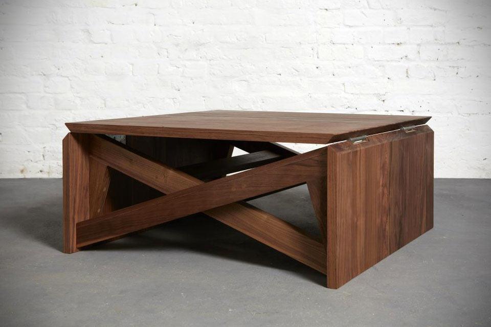 Трансформирующийся кофейный столик MK1