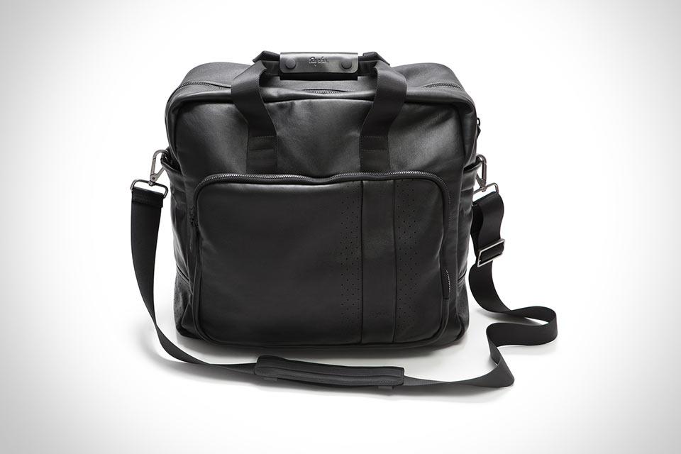 Кожаная сумка класса люкс Rapha Leather Race Bag для путешествий